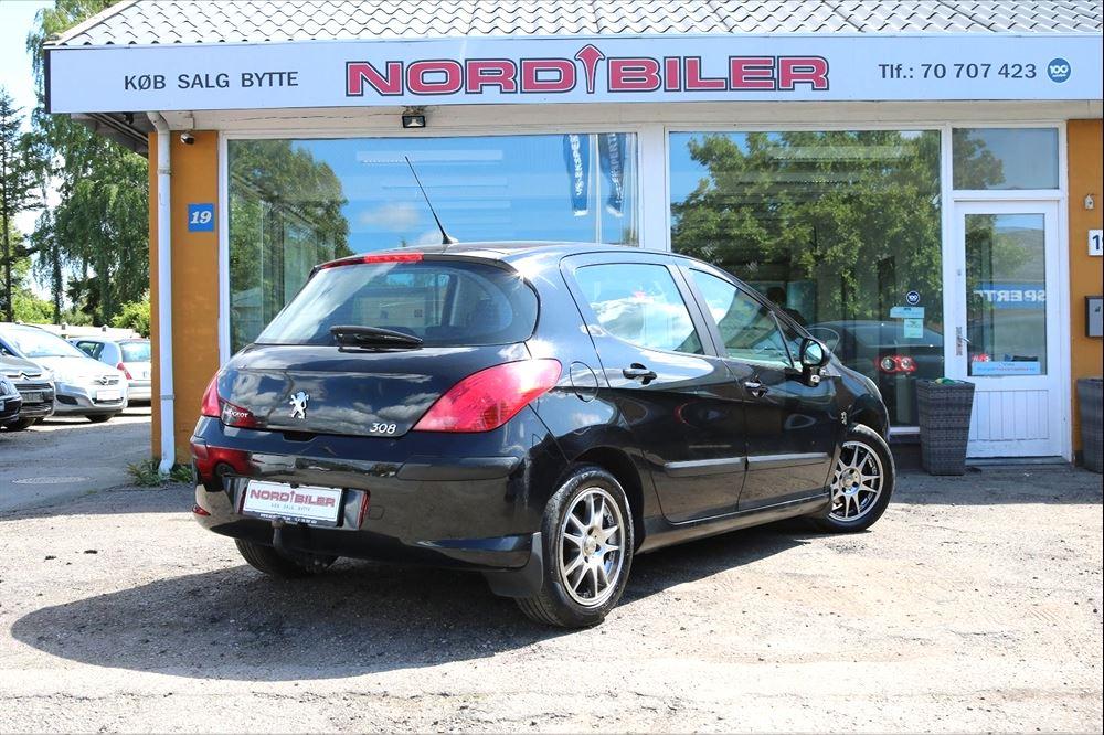 Billede 4: Peugeot3081,6 HDi 90 Comfort S
