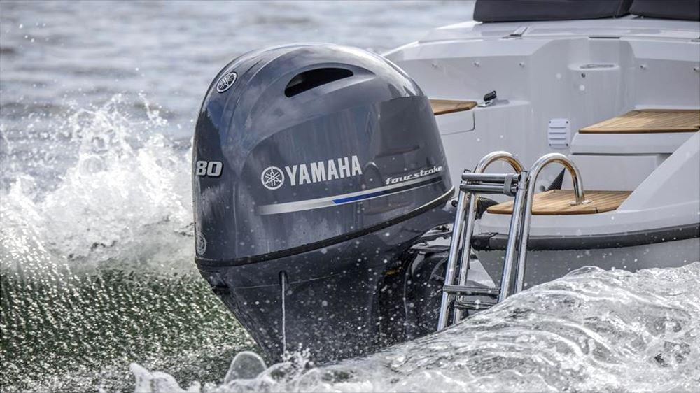 Yamaha F 80