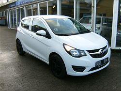 Opel Karl 1,0 Enjoy aut., 36.000 km, 94.900 kr