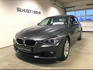 Billede 1: BMW320i2,0 aut.