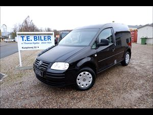 VW Caddy 2,0 SDi, 338.000 km