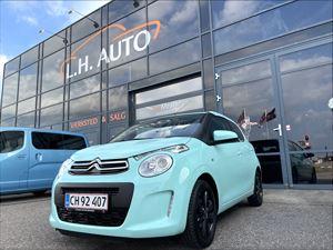 Billede 1: CitroënC1SportLine, 1.0 Benzin 72 HK, 5d, Manuel 5g