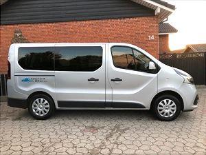 NissanNV3001,6 dCi 125 L1H1 Comfort Combi, 35.000 km