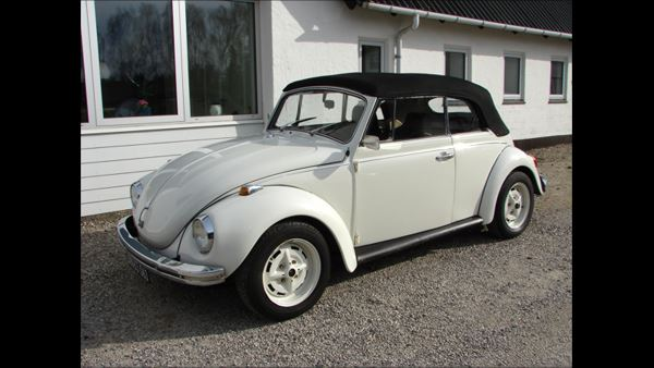 VW 1302 Cabriolet