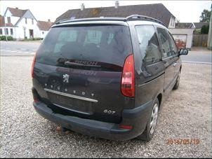 Billede 1: Peugeot8072,2 HDi 130 SR