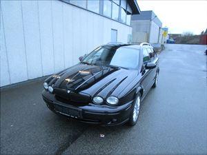JaguarX-type2,0 D Sport Estate, 131.000 km
