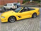 Ford Mustang 5,0 V8 GT Cabriolet, 102.000 km, 140.000 kr
