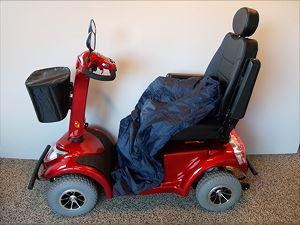 Billede 1: Kørepose