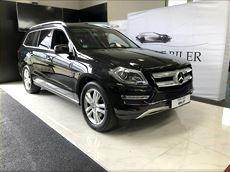 Mercedes-Benz GL350 BlueTEC aut. 4-M