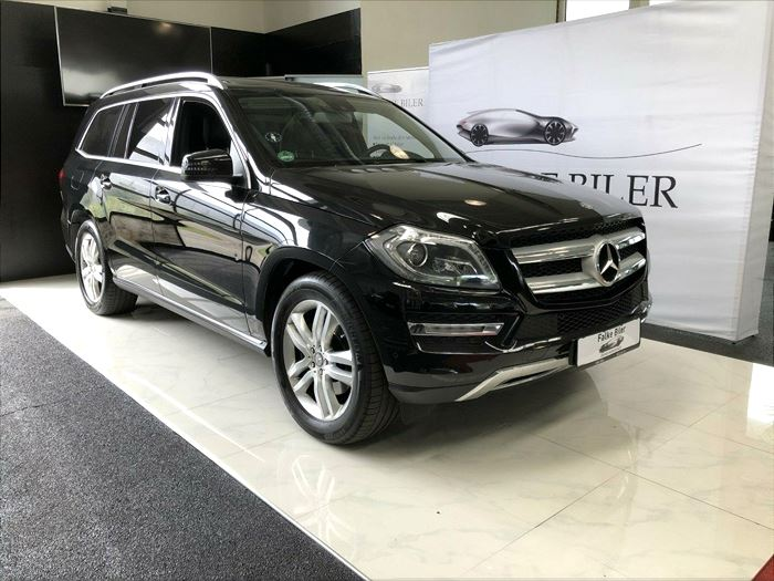 Billede 1: Mercedes-BenzGL350BlueTEC aut. 4-M