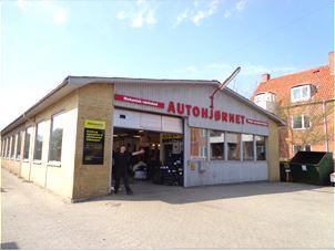 Autohjørnet - Værksted