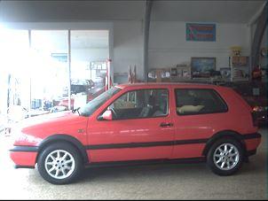 Billede 1: VWGolfIII 2,0 GTi