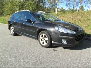 Peugeot4071,6 HDi XR SW, 340.000 km