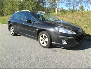 Billede 1: Peugeot4071,6 HDi XR SW