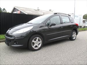 Peugeot2071,6 HDi 90 Comfort+ SW, 239.000 km