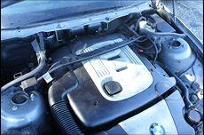 BMW 3 E46 98-04 2.0TD