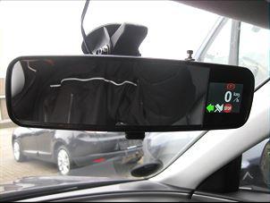 Billede 1: MECTRONIC Spejlspeedometer