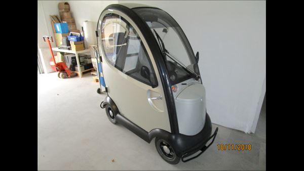 Shoprider Minibil de Luxe
