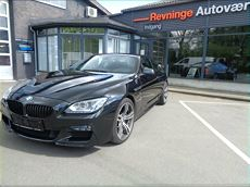 BMW 640d Coupé xDrive aut.