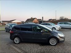 Ford S-MAX 2,0 TDCI 163 AUT