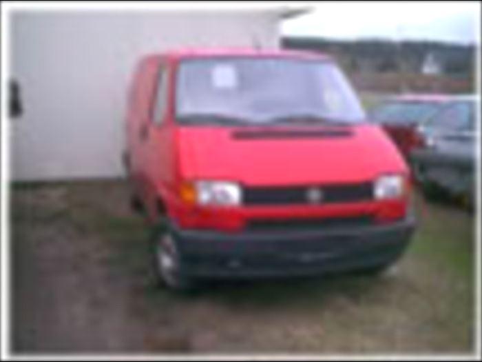 Billede 1: VWTransporter2,4 D