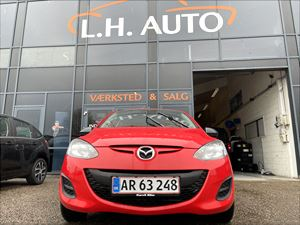 Billede 1: Mazda21,3 16v 75 hk go 5d