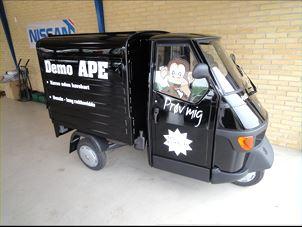 Billede 1: Ape50 Van