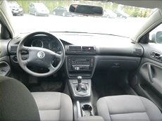 VW Passat 1,9 TDi 100 Variant DK