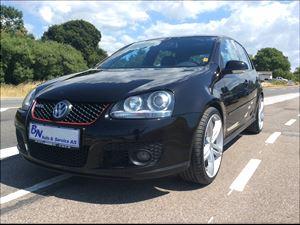 VWGolfV 2,0 GTi DSG, 122.000 km