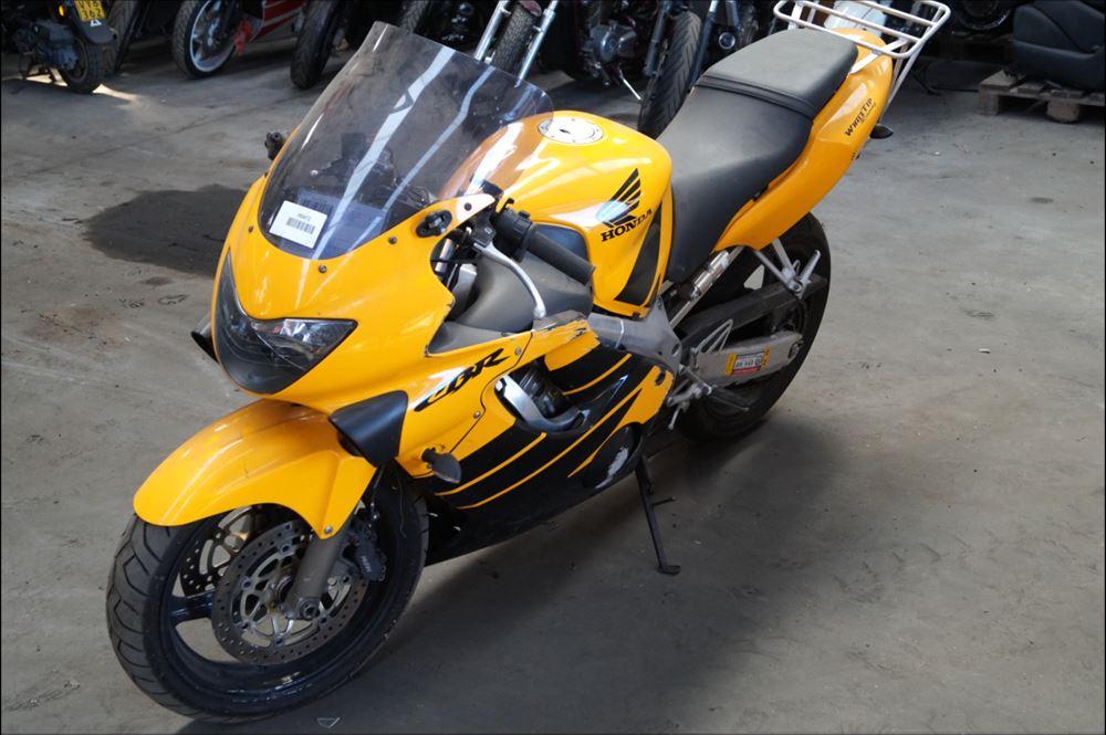 HONDA CBR600F CBR600F