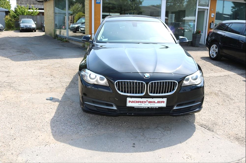 Billede 3: BMW520d2,0 Touring aut.