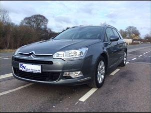 Billede 1: CitroënC52,0 HDi 140 Comfort Tourer
