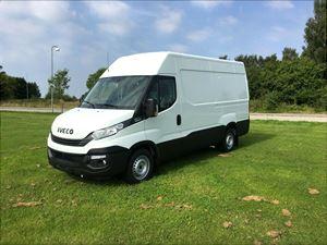 IvecoDaily2,3 35S16 12m³ Van AG8,