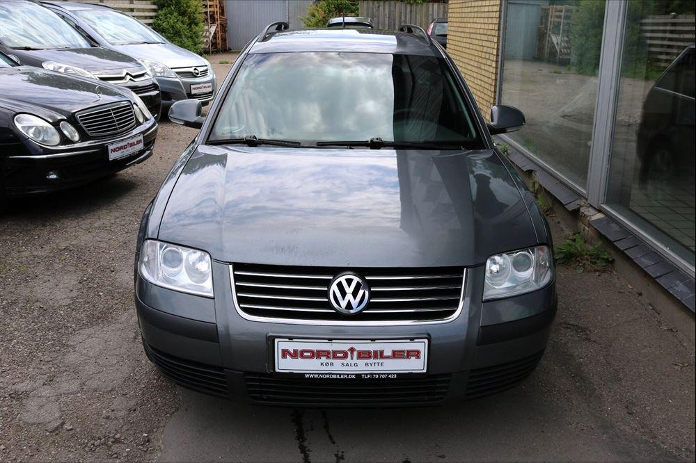 Billede 2: VWPassat1,9 TDi 100 Comfortline Variant