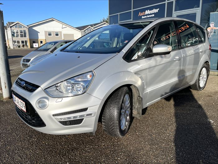 Billede 1: FordS-MAXCollection, 2.0 Diesel 163 HK, 5d, Automatisk MPV