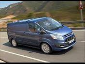 Ford Transit Custom 270 L1H1 2,2 TDCi Ambiente 100HK Van 6g, 2.295 kr