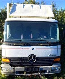Mercedes-Benz LASTVOGNE