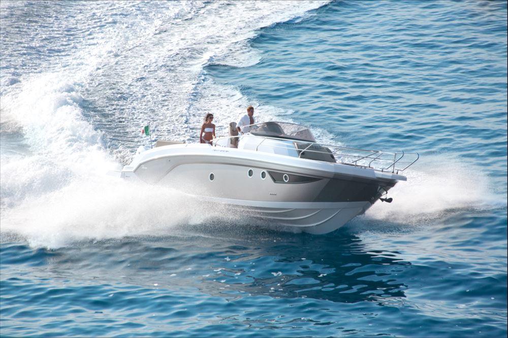 Ranieri Next 370 SH