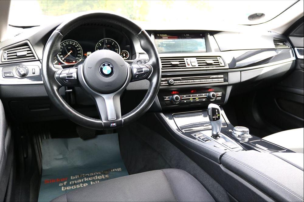 Billede 5: BMW520d2,0 Touring aut.