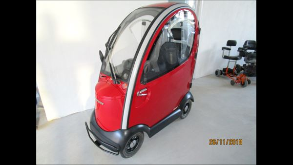Shoprider Minibil Deluxe