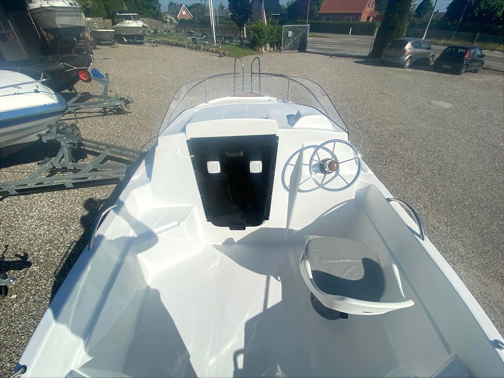 Fjordjollen 450 Cabin M/20HK