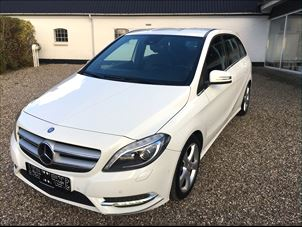 Billede 1: Mercedes-BenzB1801,5 CDi
