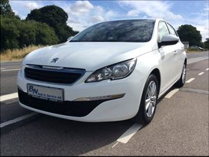 Peugeot3081,6 HDi 92 Active Van, 36.000 km