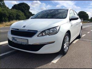 Billede 1: Peugeot3081,6 HDi 92 Active Van