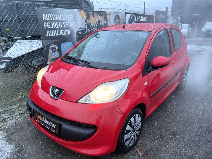 Billede 1: Peugeot1071,4 HDI 5D MAN engros bil