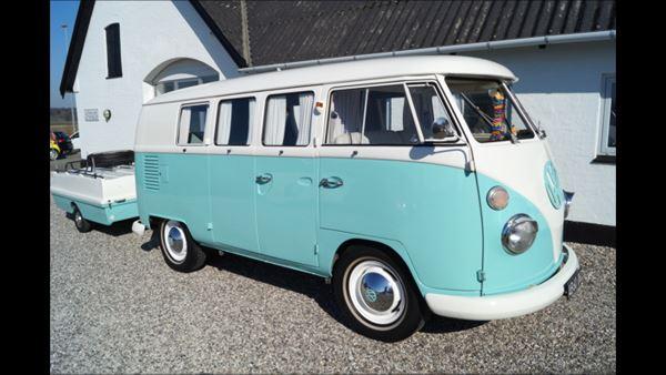 VW Type 1 221