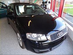 Audi A3 1,6, 213.000 km, 110.900 kr