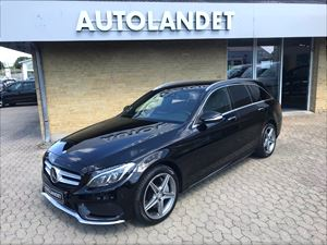 Mercedes-BenzC 2502,2 BlueTEC AMG Line stc. aut., 140.000 km
