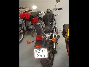 Billede 1: SuzukiVs 1400 Intruder