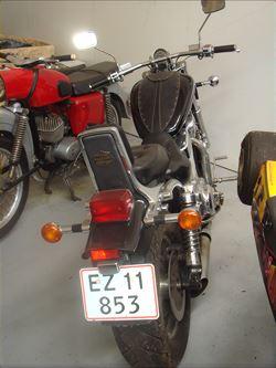 Suzuki Vs 1400 Intruder, 47.000 km, 44.000 kr